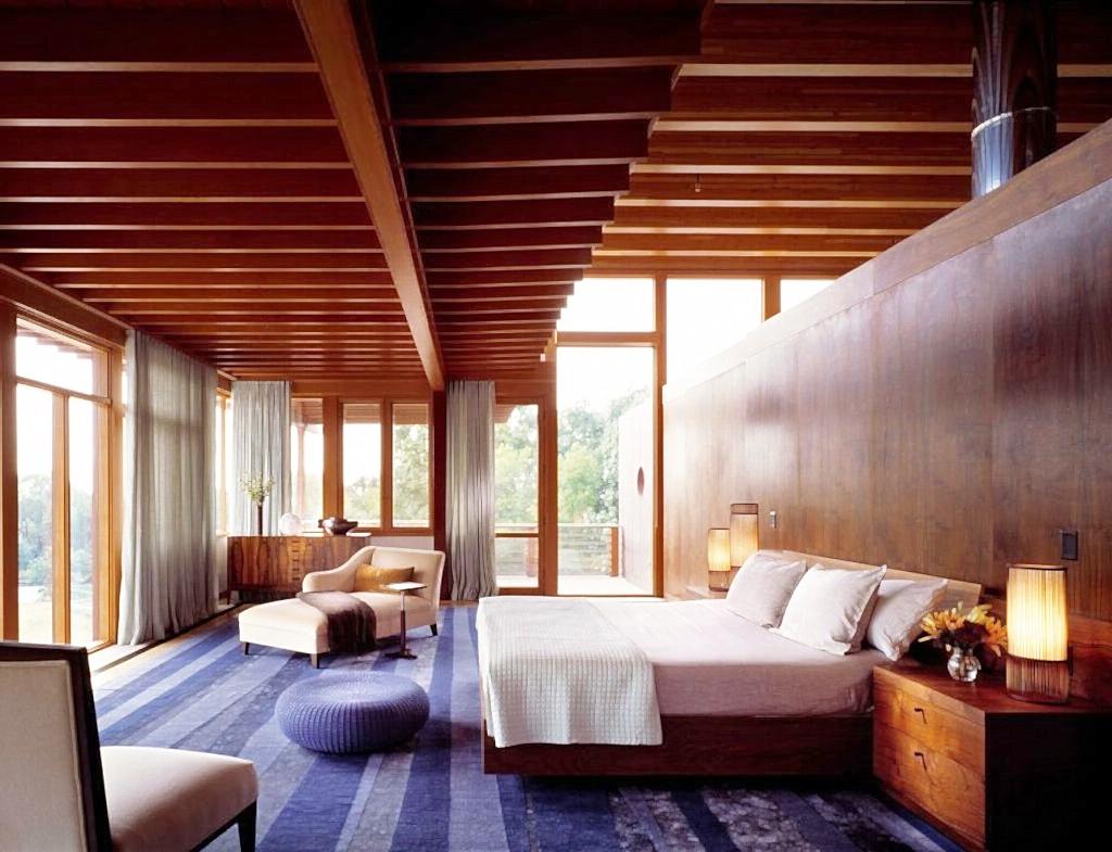Desain rumah gaya etnik minimalis [Sumber: vebma.com]