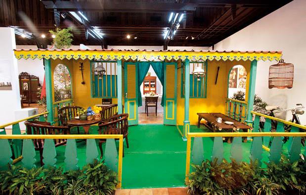 Arsitektur Tradisional Rumah Betawi | Foto artikel Arsitag