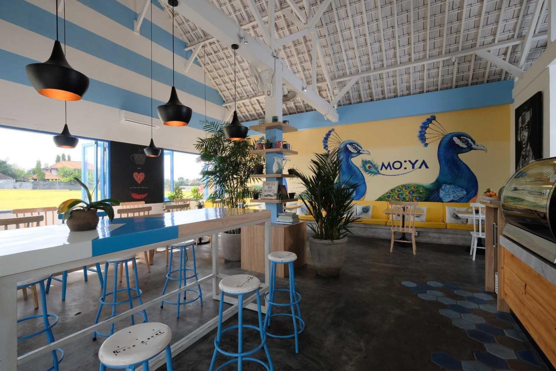 MOYA Café, Bali Karya Manon Design House (Sumber: arsitag.com)