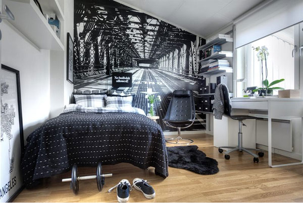 Memaksimalkan Gaya dan Desain pada Kamar Tidur Mungil ARSITAG