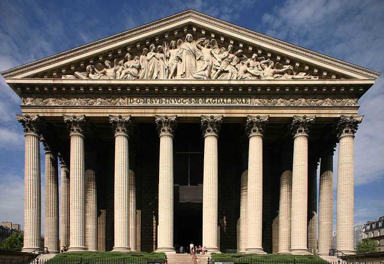 La Madeleine di Paris (Sumber: lxrobba.wordpress.com)