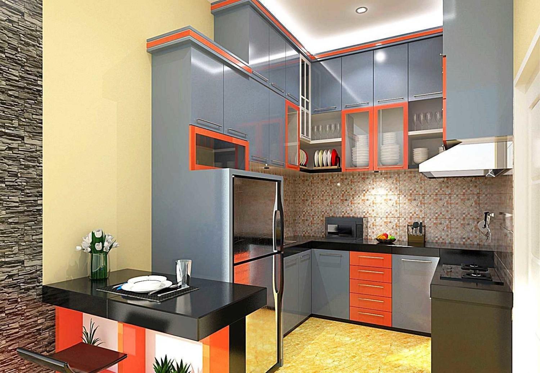 Andri Kitchen di Medan karya ARTELIER tahun 2015 (Sumber: arsitag.com)
