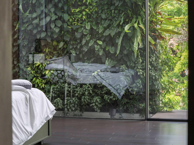 IK_House di Pondok Indah, Jakarta karya Studio Air Putih tahun 2016 (Sumber: arsitag.com)