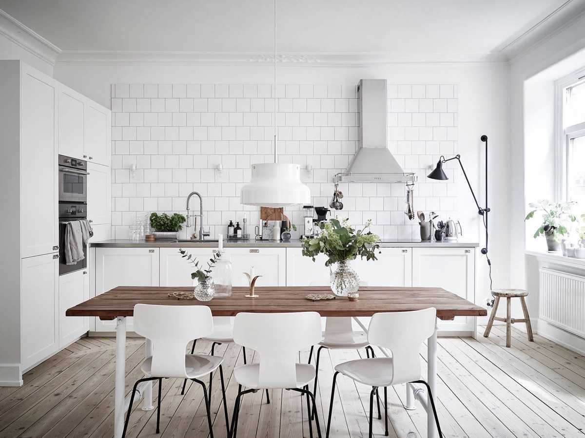 Cantiknya Desain Dapur Scandinavian Untuk Rumah Mewah | Foto artikel Arsitag