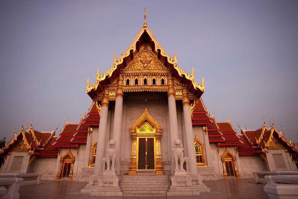 Arsitektur Tradisional Thailand | Foto artikel Arsitag