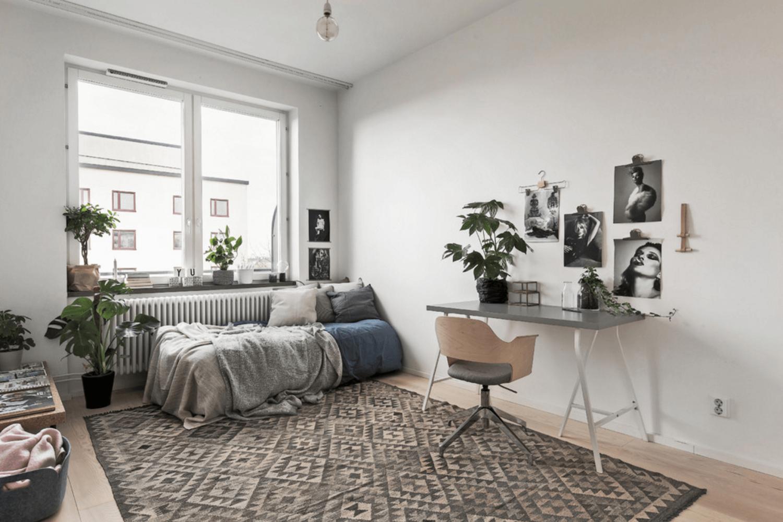 Ruang keluarga (Sumber: freshome)