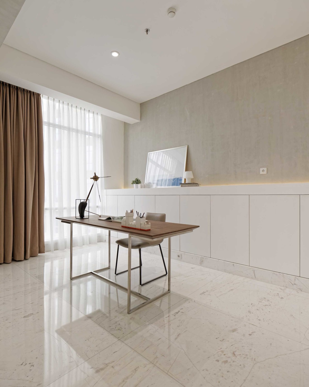 11A Residence di Jakarta Selatan karya Sontani Partners (Sumber: arsitag.com)