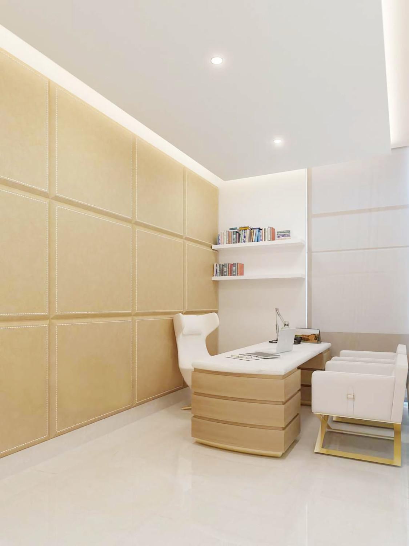 Private Residential 3 di India karya Saka Design Lab tahun 2016 (Sumber: arsitag.com)