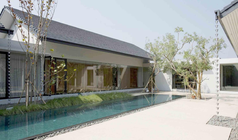 Variasi Atap Rumah Minimalis Yang Kreatif Sekaligus Cantik