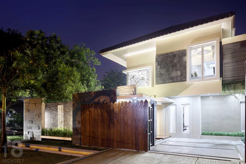 420 Residence di Jakarta karya 1+8 Architect tahun 2013 (Sumber: arsitag.com)