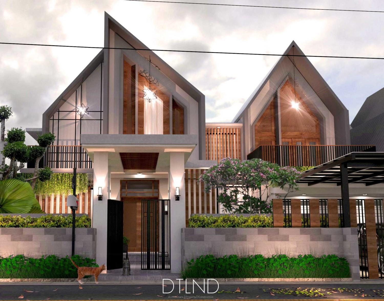 VIlla Setia Budi Medan, Sumatera Utara, Indonesia karya dutaland (Sumber: arsitag.com)