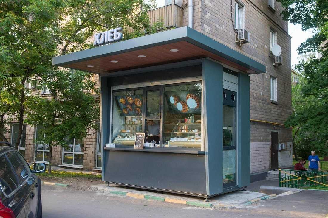 Kios roti di Rusia (Sumber: weirdrussia.com)