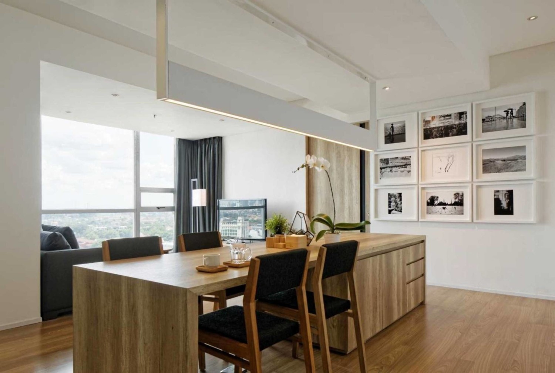 Apartment at Kemang Karya Atelier Prapanca (Sumber: arsitag.com)