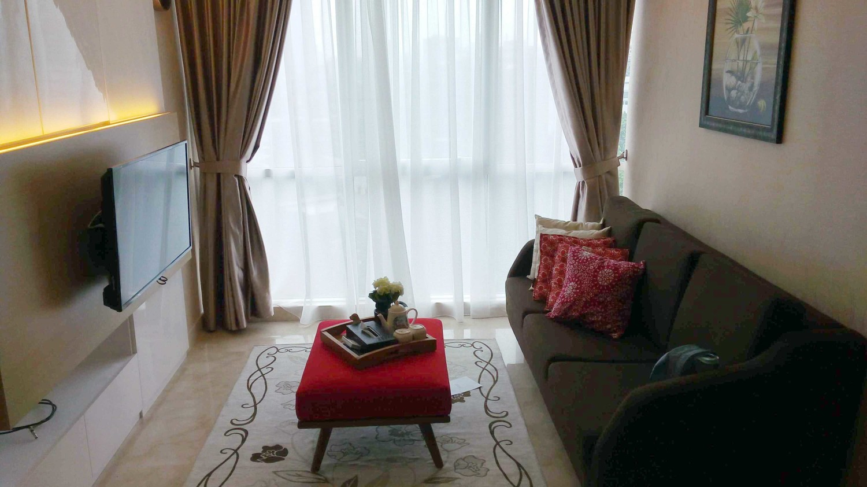 Apartemen Jakarta Selatan Karya Advent Yonathan (Sumber: arsitag.com)