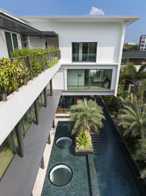 Rumah F karya Lewin Nuramin tahun 2015 (Sumber: arsitag.com)