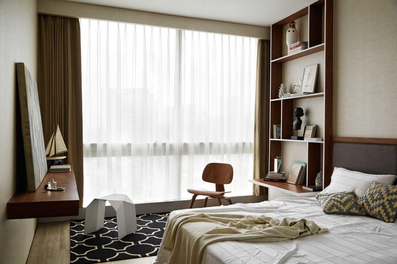 10 Desain Interior Kamar Tidur Mewah Untuk Tidur Yang Berkualitas