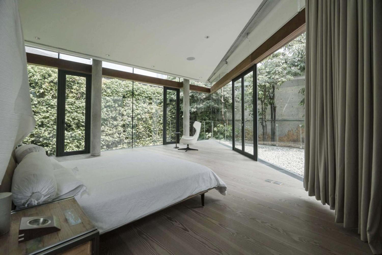 10 Desain Interior Kamar Tidur Mewah Untuk Tidur Yang Berkualitas - ARSITAG
