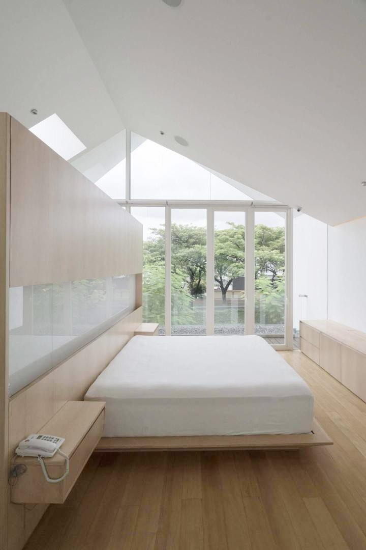 IS House Karya Antony Liu + Ferry Ridwan / Studio Tonton (Sumber: arsitag.com)