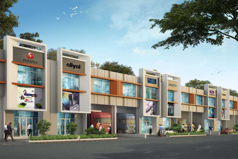 GEM City – 3 in 1 Warehouse karya TB Design Studio (Sumber: arsitag.com)