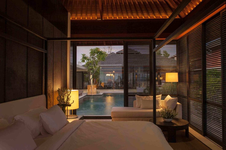Karang Saujana di Bali karya A & Partners tahun 2016 (Sumber: arsitag.com)