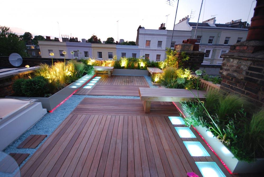 Rumah tinggal di Holland park karya Charlotte Rowe [Sumber: inspirationseek.com]