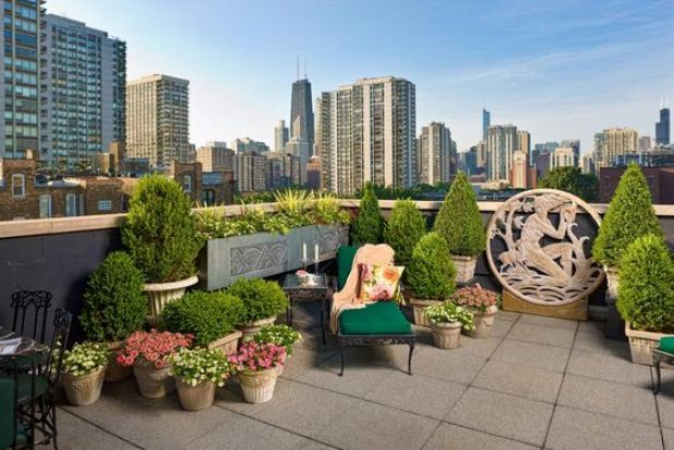 Desain taman hijau ornamental [Sumber: provenwinners.com]
