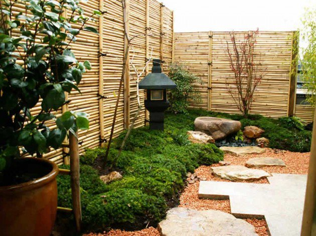 Natural zen garden (Sumber: architectureartdesigns.com)
