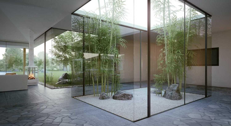 8 Desain Taman ala Zen Garden Jepang untuk Rumah Minimalis Anda | Foto artikel Arsitag