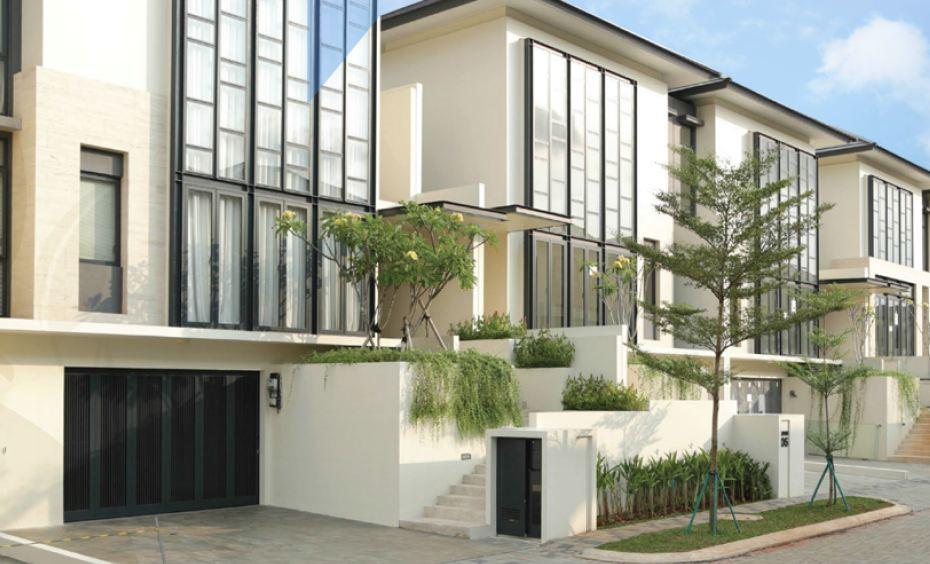 Lancewood Nava Park, Tangerang, developer: Sinarmas Land dan Hongkong Land (Sumber: Company Profile Mowilex)