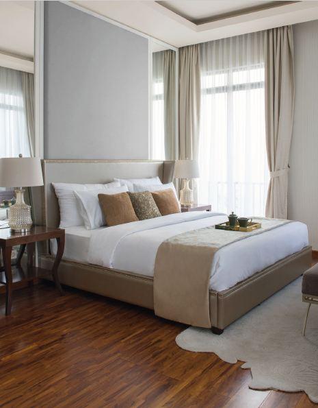 Serenia Hills Residence di Jakarta Selatan, developer: Intiland Development (Sumber: Majalah Style&Décor, Februari 2017)