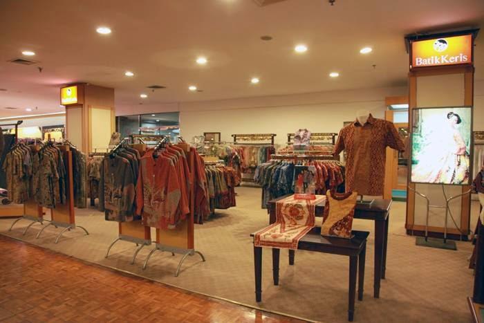 Toko batik mewah di Yogyakarta (Sumber: www.info-jogja.com)