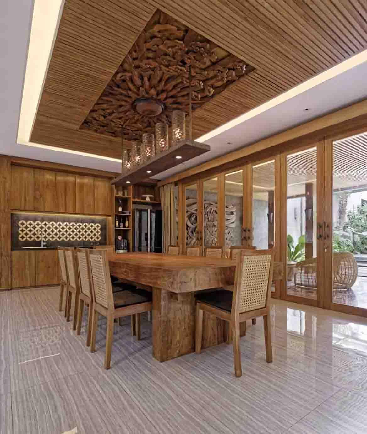 Omah Kawung at Jagakarsa karya imron yusuf-ifd architects tahun 2014 (Sumber: arsitag.com)