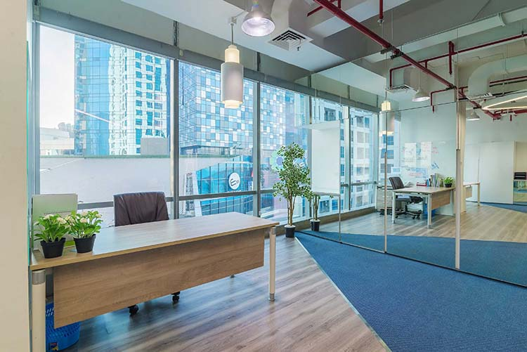 SPPI Office di Tebet, Jakarta Selatan karya Delution Architect tahun 2016 (Sumber: arsitag.com)