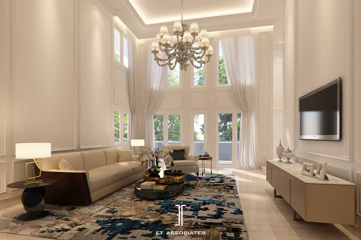 Private Residential at Gandaria Karya Et Associates (Sumber: arsitag.com)