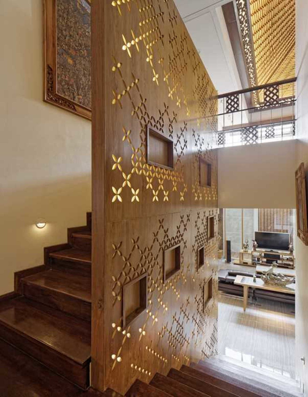 Omah Kawung At Jagakarsa karya imron yusuf-ifd architects [Sumber: arsitag.com]