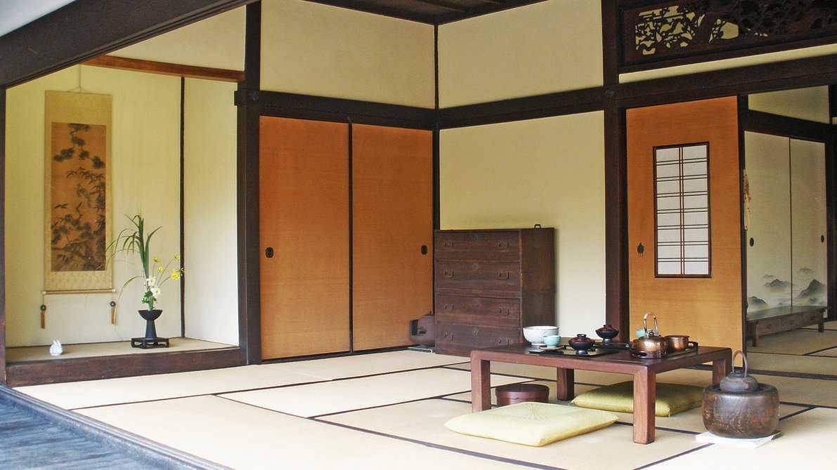 Arsitektur Rumah Tradisional Jepang ARSITAG