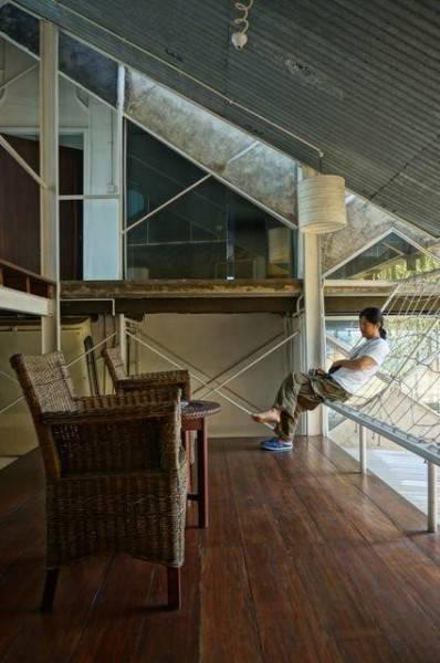 Samsara Pictures Production House Karya Akanoma Yu Sing (Sumber: arsitag.com)