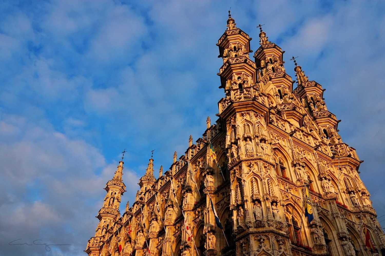 Gaya arsitektur ini muncul akibat kebosanan atas arsitektur pada masa abad pertengahan. Pada masa itu bangunan yang diciptakan sangat terbatas dan bersifat fungsional. Beberapa bangunan Gotik, terutama gereja dan katedral berhasil memberikan inspirasi kepada manusia dalam hal ketaatan dan ketakwaan kepada Tuhan, karena desain yang dibuat pada era Gotik sangat fenomenal.