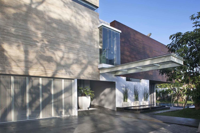Selat House di Surabaya karya Das Quadrat tahun 2012 (Sumber: arsitag.com)