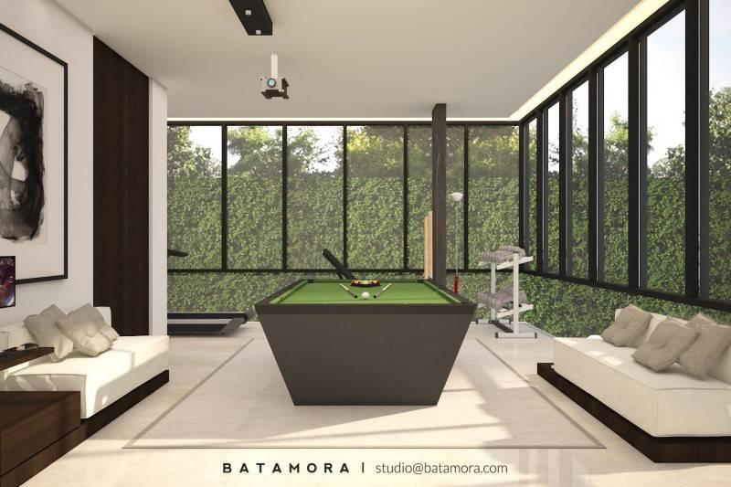 Martimbang House at Kebayoran Baru karya BATAMORA (Sumber: arsitag.com)