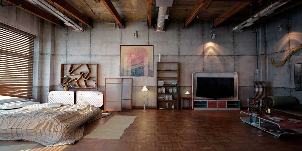 Konsep Desain Arsitektur Industrial | Foto artikel Arsitag
