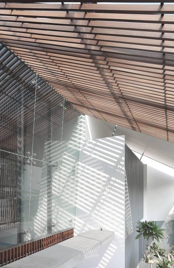 MM House di Permata Buana karya Antony Liu + Ferry Ridwan / Studio TonTon tahun 2012 (Sumber: arsitag.com)