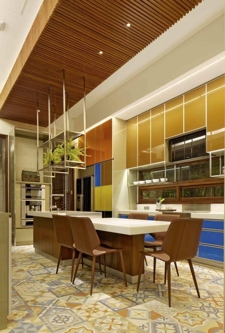 Denpasar Residence at Kuningan Karya Atelier Cosmas Gozali (Sumber: arsitag.com)