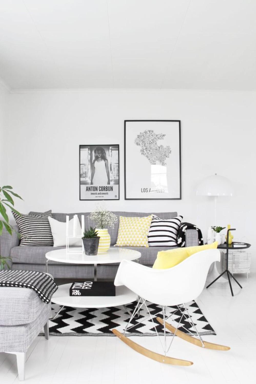 6. Singkirkan sofa empuk kuno