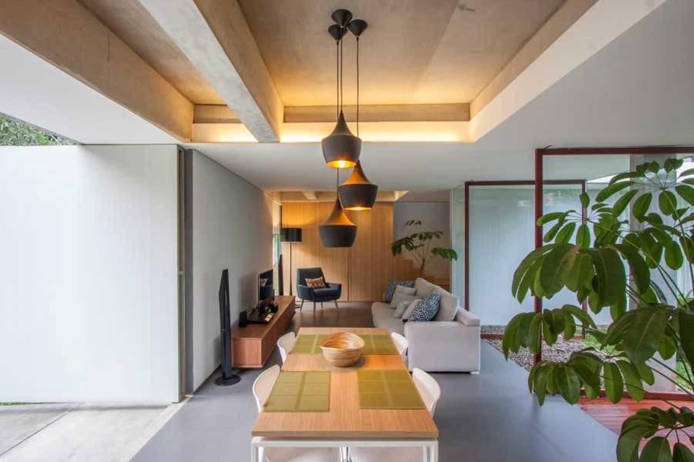 Bagaimana Cara Bermain Lighting Untuk Rumah Minimalis | Foto artikel Arsitag