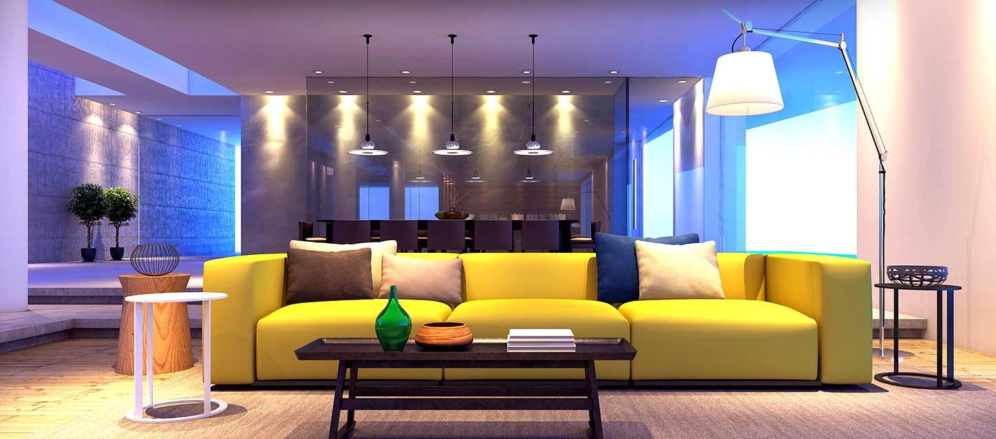 Tips memilih lampu rumah spotlight yang canggih dan dramatis [Sumber: magiklights.com]