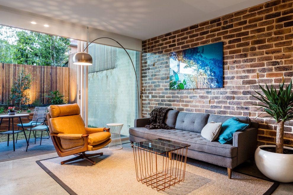 Desain uplighting rumah minimalis [Sumber: fashion-ar.com]