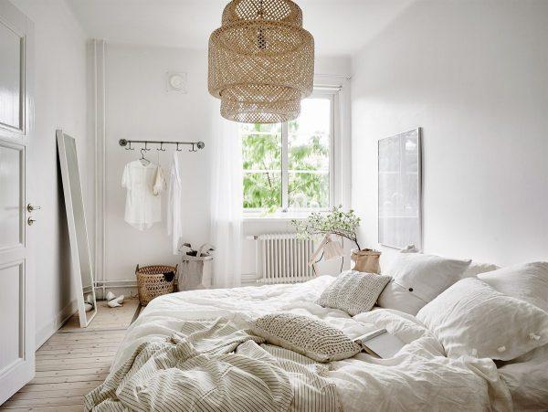 Model lampu plafon minimalis rustic [Sumber: home-designing.com]