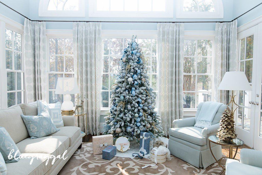 10 Dekorasi Interior Rumah Bertema Natal yang Kreatif | Foto artikel Arsitag