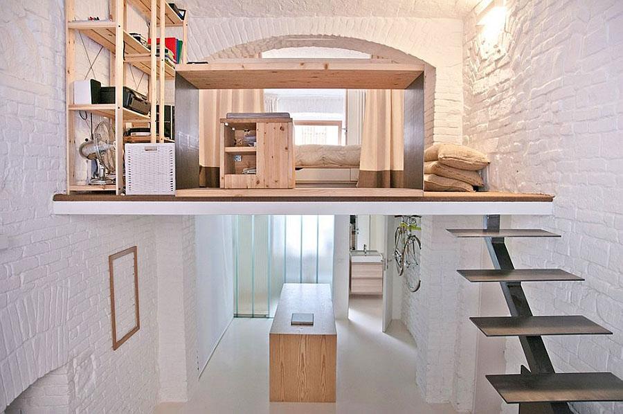 Loft Gaya Skandinavian